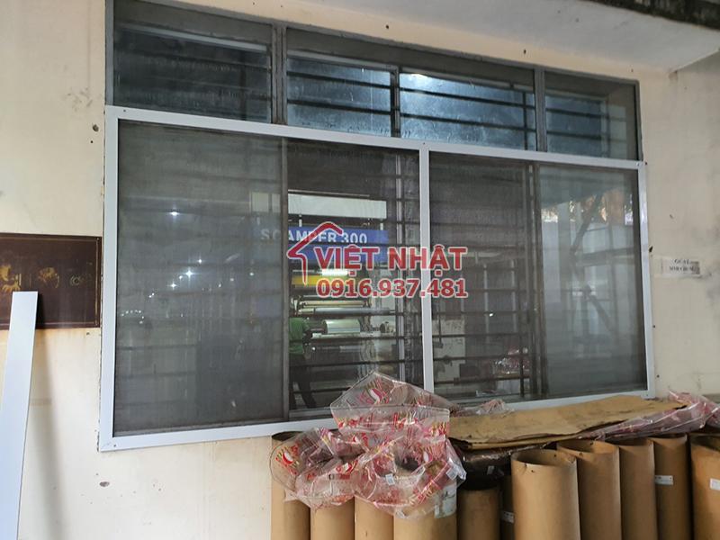 Cửa lưới chống côn trùng nhà xưởng