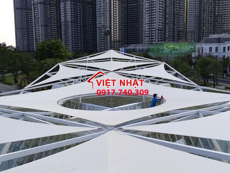 Việt Nhật tham gia hội chợ triển lãm Vietbuil hằng năm