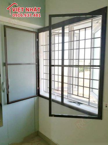 Cửa sổ chống muỗi dạng đóng mở
