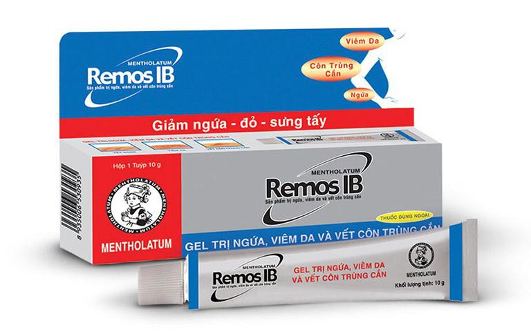 Thuốc điều trị vết côn trùng cắn Remos IB