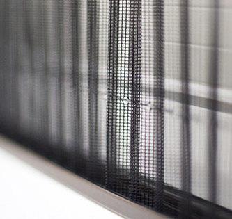 Phần lưới chống côn trùng dạng xếp