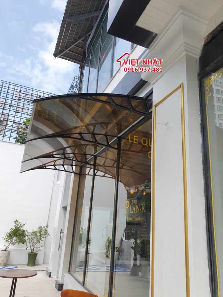 Mái che lấy sáng canopy Việt Nhật